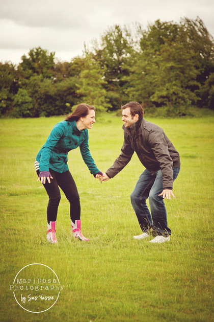 Liz & Rob